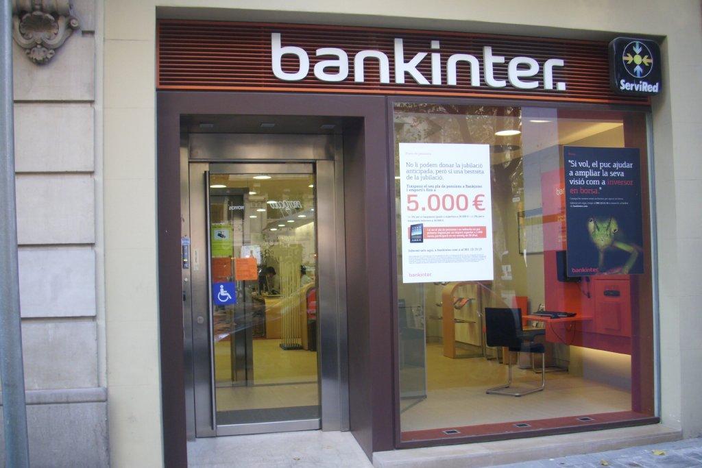 BANKINTER - Xarxa d'Oficines (17 sucursals)