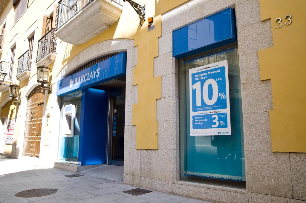 BARCLAYS BANK, S.A. – Xarxa d'Oficines (109 sucursals)