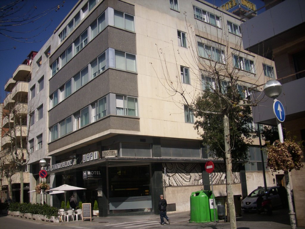 HOTEL URPÍ - Sabadell