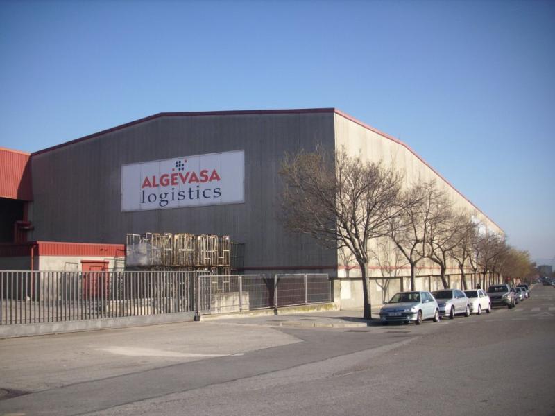 ALGEVASA – Almacén de logística