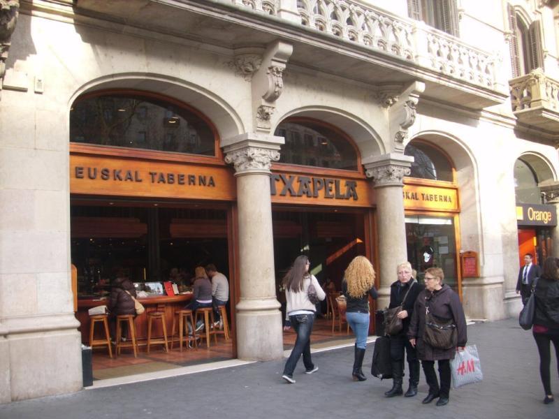 AN GRUP  (15 Locales de restauración) - Barcelona