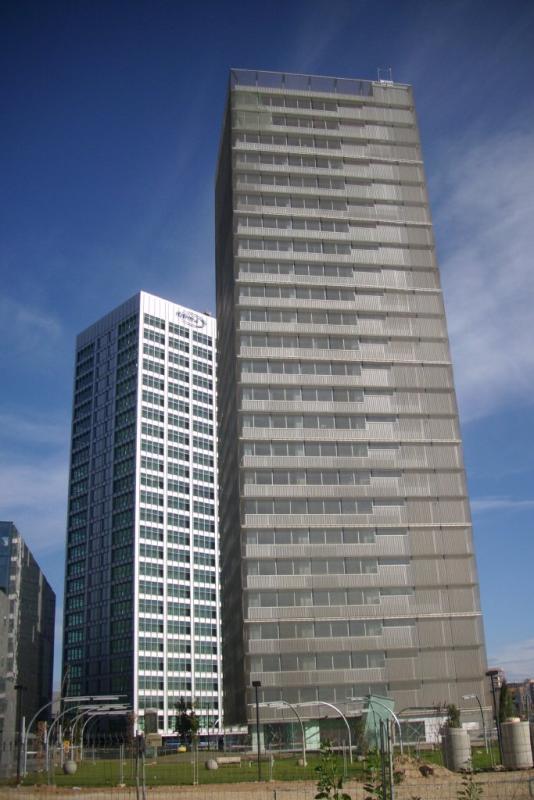 Werfen GROUP - Edifici d'oficines
